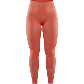 Craft ADV Warm Fuseknit Intensity Spodnie Kobiety, pomarańczowy